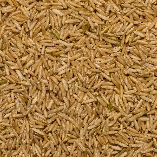 Rice basmati brown quick cook trad. org. 25 kg