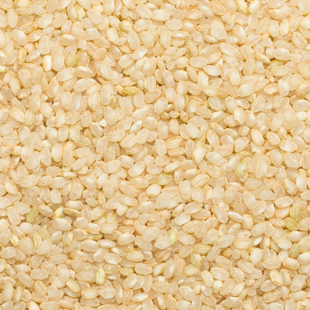 Rice parboiled white long org. 25 kg