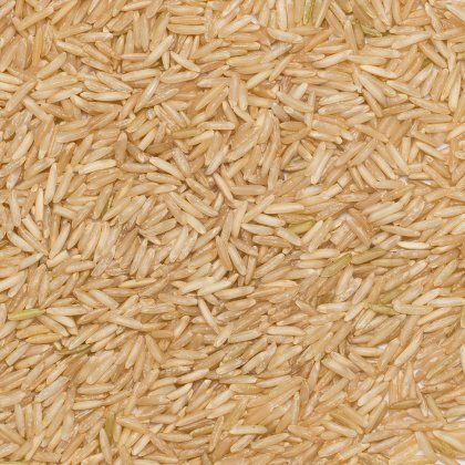 Rice basmati brown org. 25 kg*