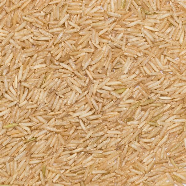 Rice basmati brown org. 25 kg