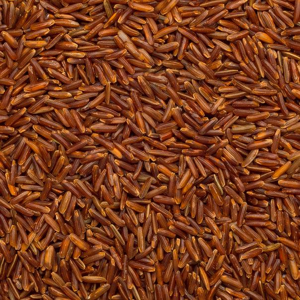 Rice jasmine red org. 25 kg