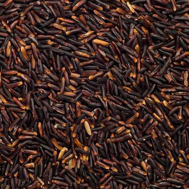 Rice black Thai Hom. org. 1000 kg