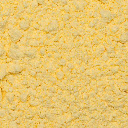 Corn flour sifted germfree org. 25 kg