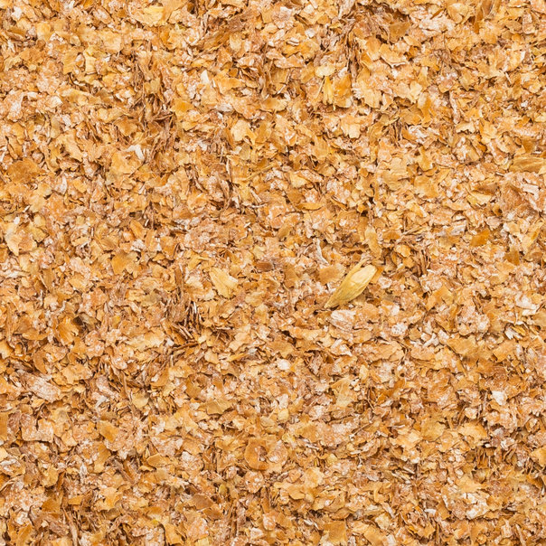 Wheat bran org. 20 kg