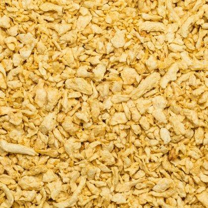 TVP soya chunks extra fine org. 10 kg