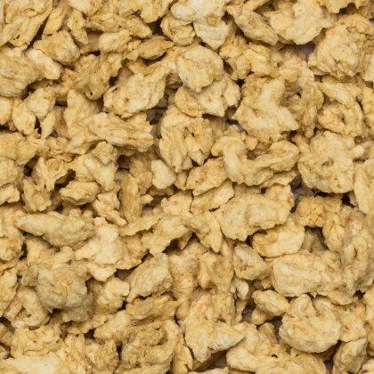 TVP soya chunks fine org. 10 kg