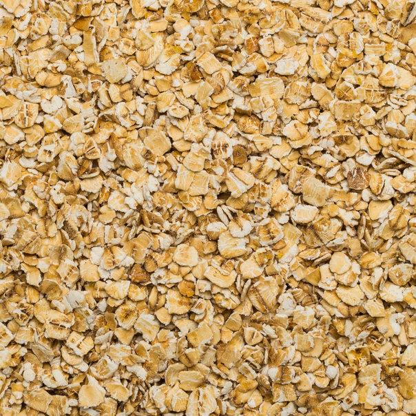 Oat flakes fine gluten free org. 25 kg