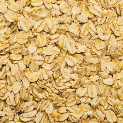 Oat flakes coarse & thick Bakery org. 25 kg