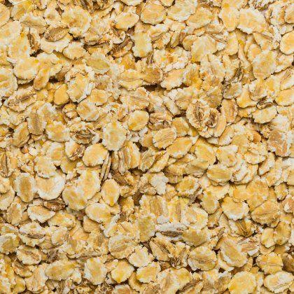Barley flakes org. 25 kg