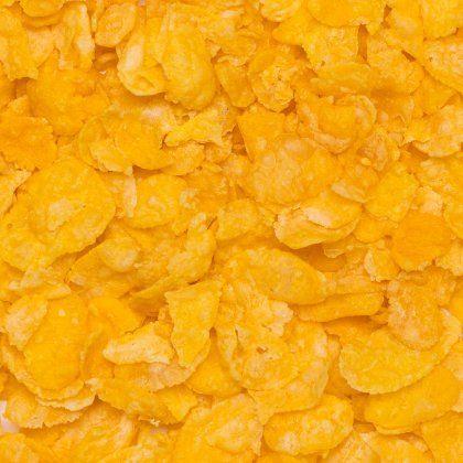 Corn flakes natural crunchy org. 15 kg