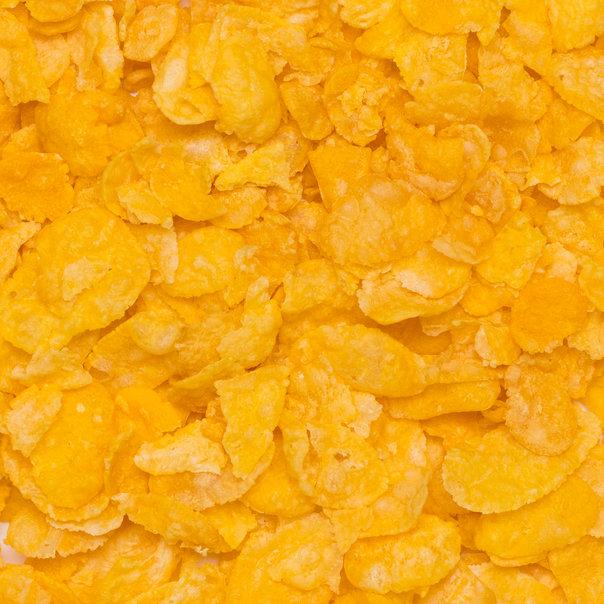 Corn flakes org. 25 kg