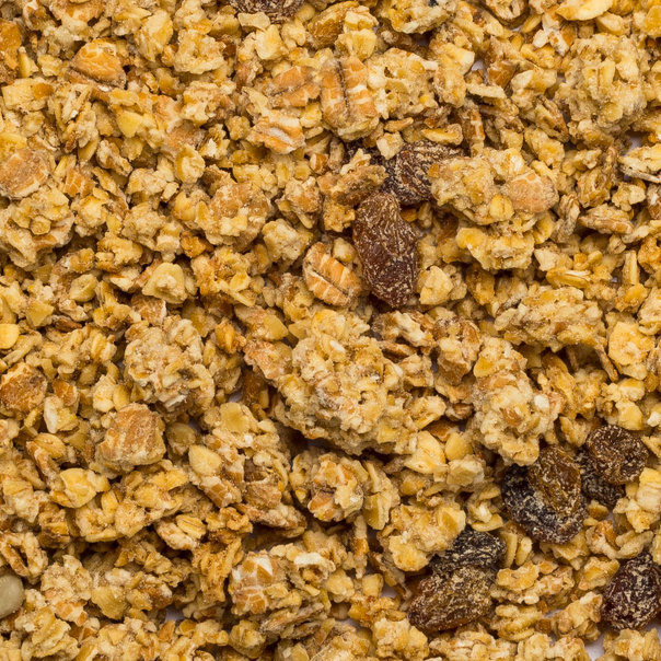Muesli crunchy basic org. 15 kg