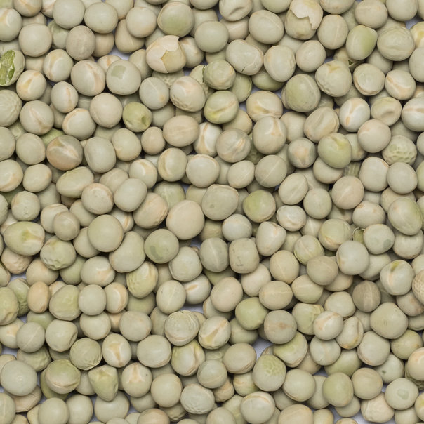 Peas green org. 25 kg