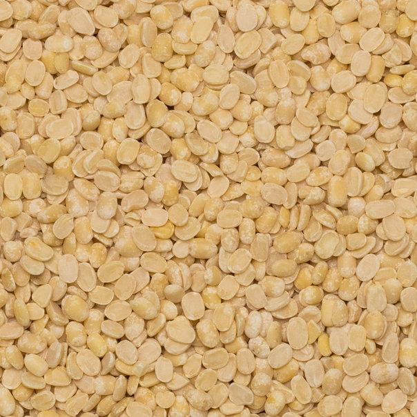 Lentils white split org. 25 kg