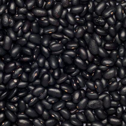 Beans black org. 25 kg*