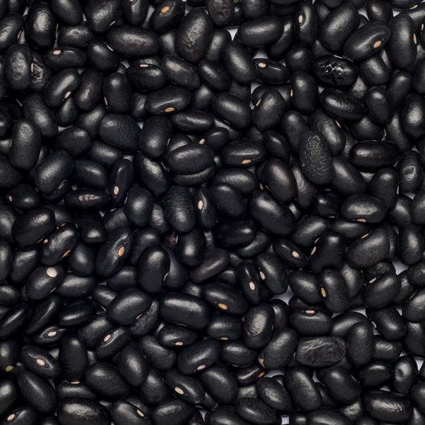 Beans black org. 25 kg FT IBD