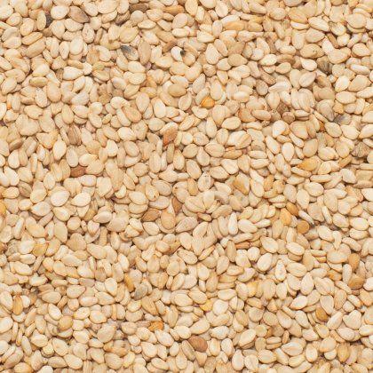 Sesame unhulled org. 25 kg*