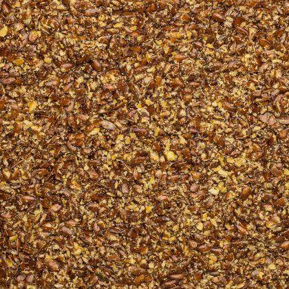 Flax seed ground org. 20 kg
