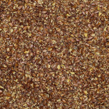 Flax seed broken org. 25 kg