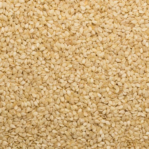Sesame seed hulled org. 25 kg