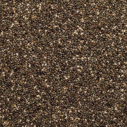 Chia seed black org. 25 kg*