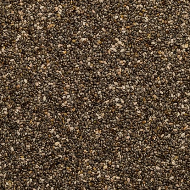 Chia seed black org. 25 kg