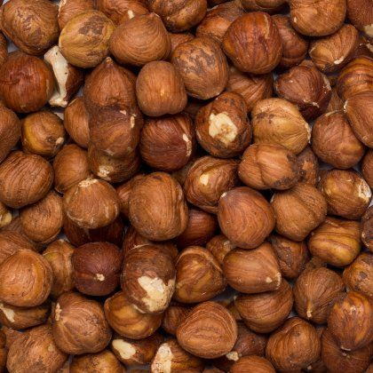 Hazelnuts 11-13 org. 25 kg