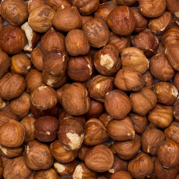 Hazelnuts 13-15 org. 25 kg