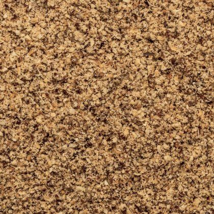 Hazelnut flour toasted 0-2mm org. 25 kg