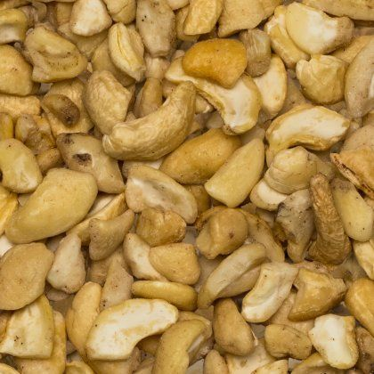 Cashew nuts pcs. LWP org. 22,68kg*