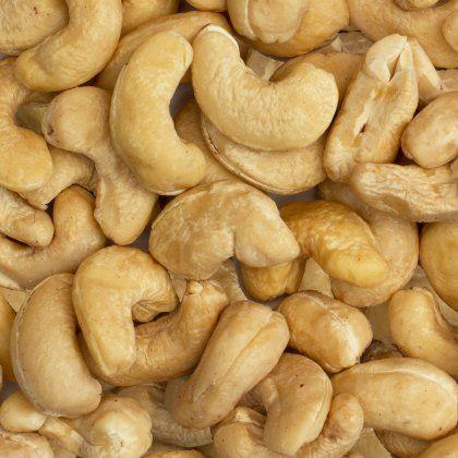 Cashew nuts W210 org. 22,68 kg*