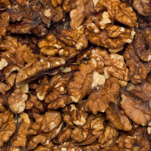 Walnuts Light halves 3kg Org.