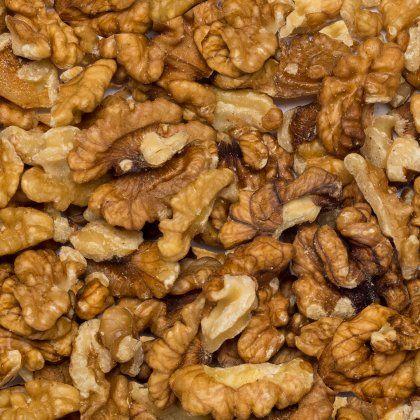 Walnuts light mix org. 10 kg