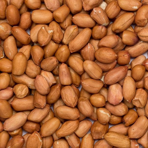 Peanuts 50-60 org. 25 kg