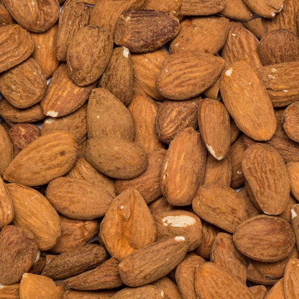 Almonds Valencia Org 3 kg