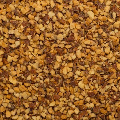 Almonds granella roasted org. 10 kg