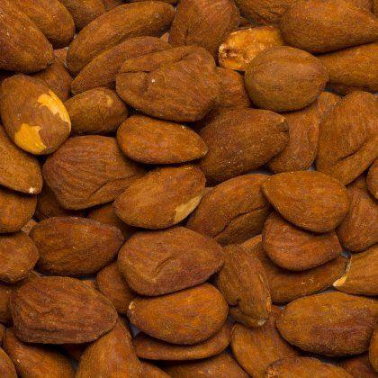 Almonds roasted tamari org. 10 kg