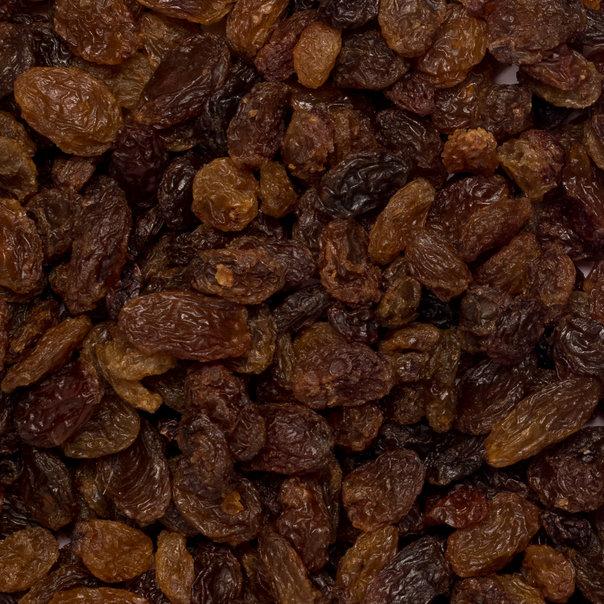 Sultana raisins org. 12,5 kg*
