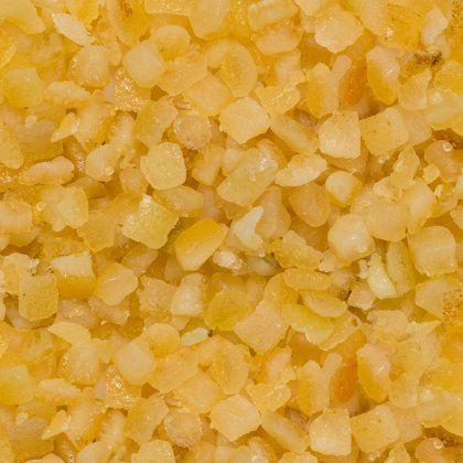 Lemon peel candied org. 5 kg