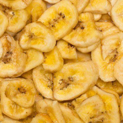 Banana chips whole honeydipped org. 6,8 kg*