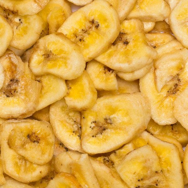 Banana chips sweet org. 6,8 kg