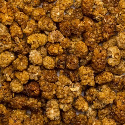 Mulberries dried white org. 10 kg*