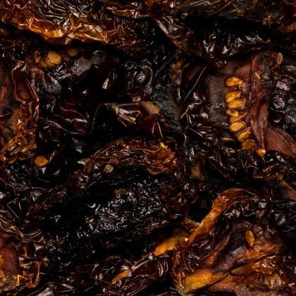 Tomatoes dried halves org. 10 kg
