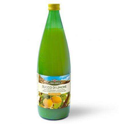 Lemon juice org. 6x1000 ml