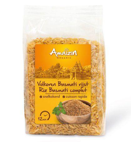 Amaizin Quick cook Basmati Brown org. 6x400g*