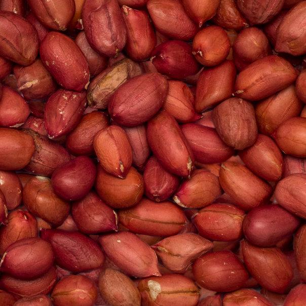 Peanuts Silihong 60-70 org. 25 kgFT IBD