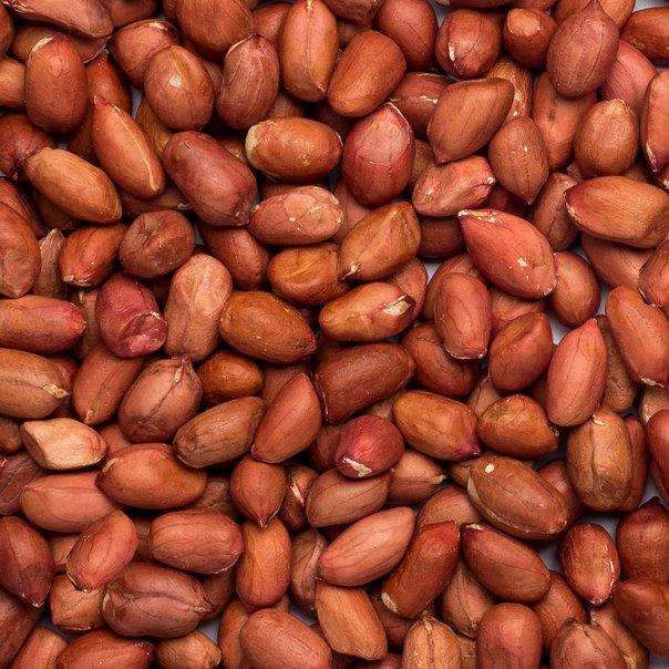 Peanuts red skin 60-70 org. 25 kg
