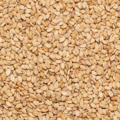 Sesame seeds unhulled org. 25 kg*