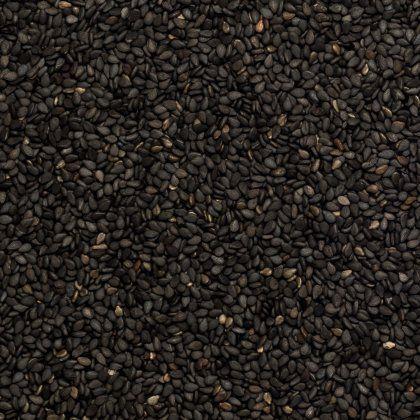 Sesame seeds black org. 25 kg*