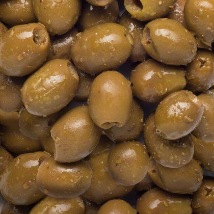 Olives green pitted org. 5 kg